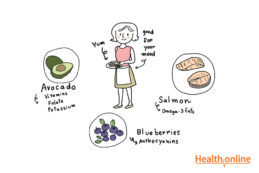 Foods to lower your anxiety and stress