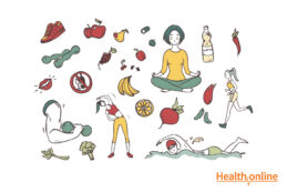 Recommended exercises for PCOS